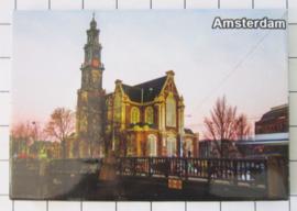 10 stuks koelkastmagneet Amsterdam  MAC:19.018