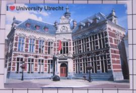 10 stuks koelkastmagneet  universiteit Utrecht  N_UT1.036