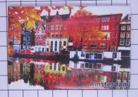 10 stuks koelkastmagneet Amsterdam  18.991