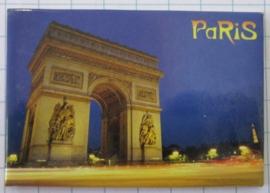 10  Magnettes  Paris    MAC:10.108