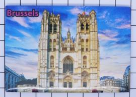 koelkastmagneet Brussels N_BX011