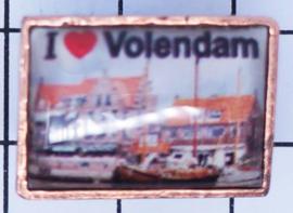 PIN_NH4.002 pin I love Volendam