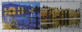 10 stuks  koelkastmagneet Den Haag Holland  P_ZH3.0012