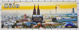 10 stuks koelkastmagneet Köln P_DK0004