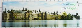 10 stuks zeer grote Mega koelkastmagneet Den Haag MEGA_P_ZH3.0001