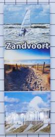 10 stuks koelkastmagneet  Zandvoort P_NH8.5005