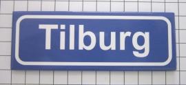 10 stuks koelkastmagneet Tilburg P_NB2.0001