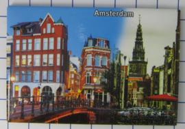 10 stuks koelkastmagneet Amsterdam 19.045