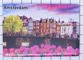 10 stuks koelkastmagneet Amsterdam  18.986