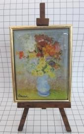 SCH043 schildersezel 16 cm van gogh