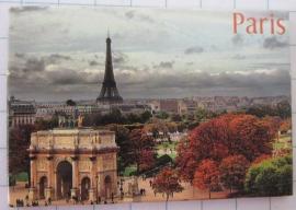 10 Magnettes   Paris  MAC:10.024
