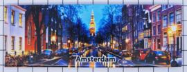10 stuks koelkastmagneet Amsterdam  22.006