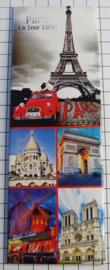 10 Magnettes Mega Paris MEGA_P_D.0001