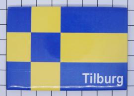 10 stuks koelkastmagneet Tilburg N_NB2.007