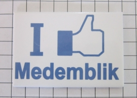 109 Magneet I like Medemblik