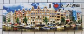 10 stuks koelkastmagneet Amsterdam  21.098