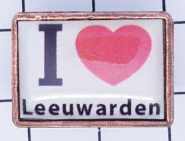 PIN_FR2.001 pin I love Leeuwarden