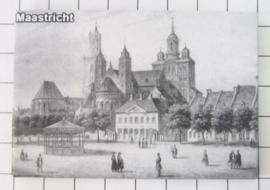 10 stuks koelkastmagneet Maastricht N_LI1.006