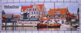 10 stuks koelkastmagneet  Volendam holland P_NH4.0020