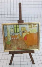 SCH003 schildersezel 16 cm  van Gogh