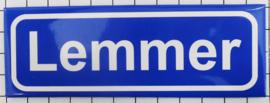 10 stuks koelkastmagneet Lemmer P_FR13.0001