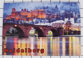 10 stuks koelkastmagneet Heidelberg N_DH011