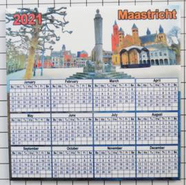 10 stuks Mega koelkastmagneet Maastricht MEGA_V_LI1.003