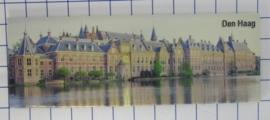 10 stuks  koelkastmagneet Den Haag Holland  P_ZH3.0008