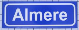 10 stuks koelkastmagneet Almere P_FL1.0001
