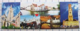 koelkastmagneten Brugge P_BB1009