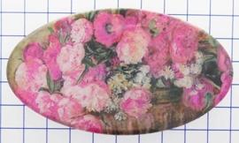 HAO 318 roze bloemen Auguste Renoir