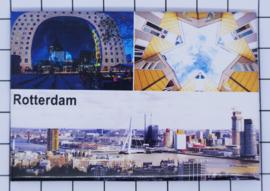 10 stuks koelkastmagneet Rotterdam N_ZH1.029