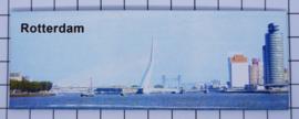10 stuks koelkastmagneet Rotterdam  P_ZH1.0020