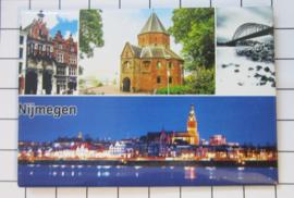 10 stuks koelkastmagneet Nijmegen N_GE1.013