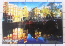 10 stuks koelkastmagneet Amsterdam  MAC:19.012