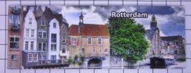 10 stuks koelkastmagneet Rotterdam  P_ZH1.0014