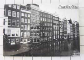 10 stuks koelkastmagneet Amsterdam  MAC:19.004