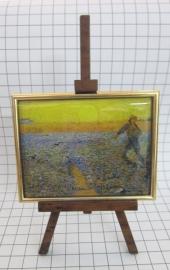 SCH041 schildersezel 16 cm van Gogh