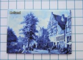10 stuks koelkastmagneet Holland 20.529