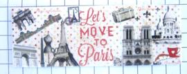 10 Magnettes Paris Mac:11.709