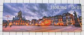 10 stuks koelkastmagneet Holland Delft P_ZH5.0002