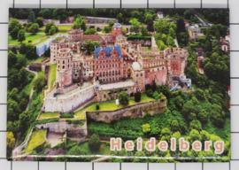 10 stuks koelkastmagneet Heidelberg N_DH008
