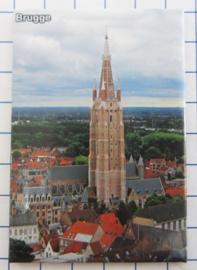 koelkastmagneten Brugge N_BB110