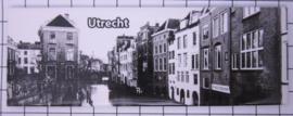 10 stuks koelkastmagneet  Utrecht  P_UT1.0017