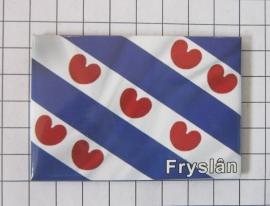 10 stuks koelkastmagneet Fryslân N_FR1.003