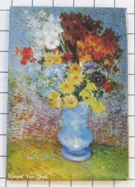 10 stuks koelkastmagneet Van Gogh   MAC:20.410