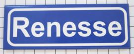 10 stuks koelkastmagneet plaatsnaambord Renesse Zeeland P_ZE5.0001