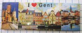 koelkastmagneten Gent P_BG2007