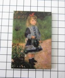 10 stuks koelkastmagneet Auguste Renoir MAC:20.352