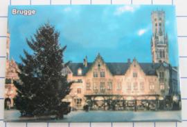 koelkastmagneten Brugge N_BB141